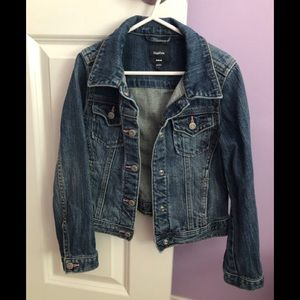 GapKids Girls Denim Jacket
